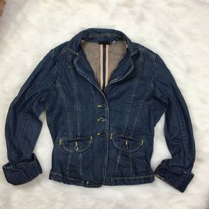 The Limited women's denim jacket size M